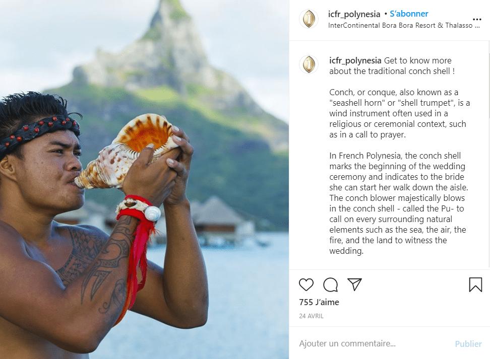 hôtels intercontinental de polynésie française