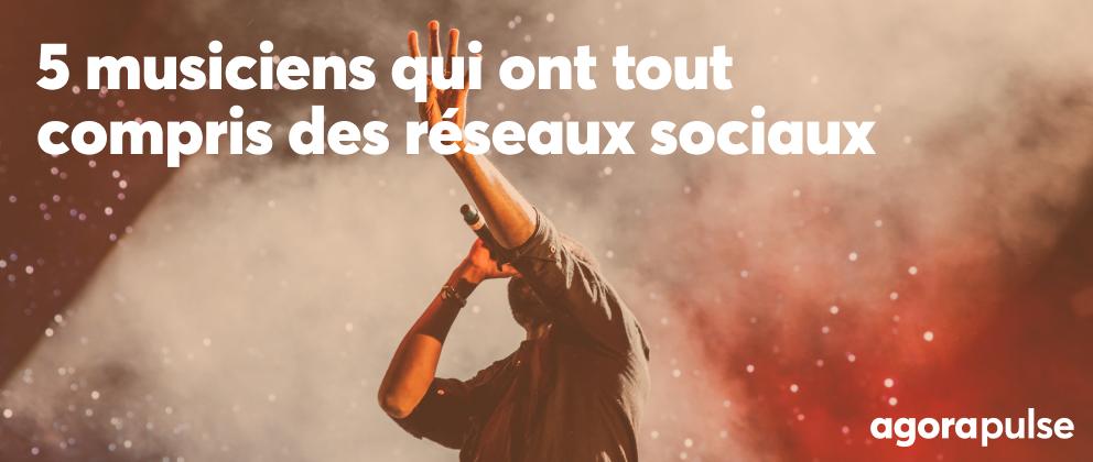 musique et réseaux sociaux