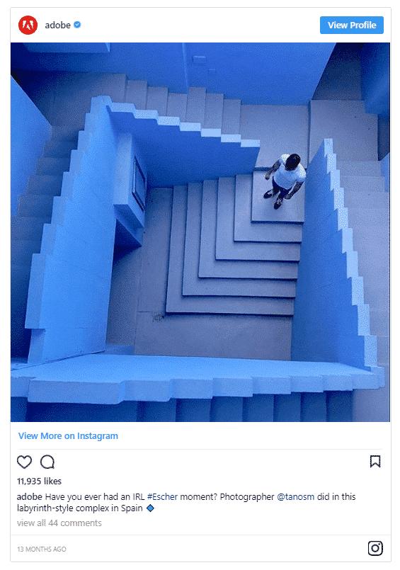 Adobe perspective