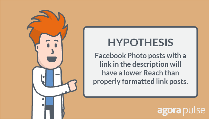 facebook photos hypothesis link posts