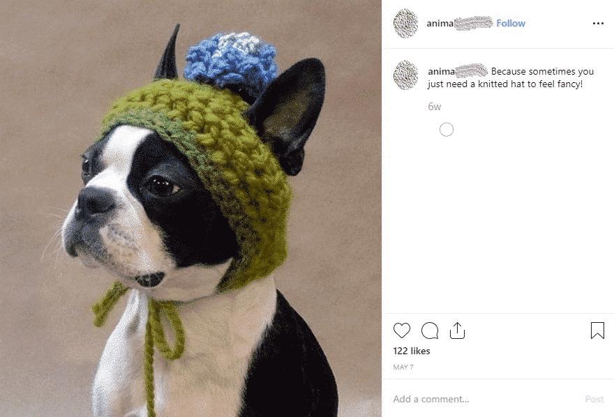 short instagram posts