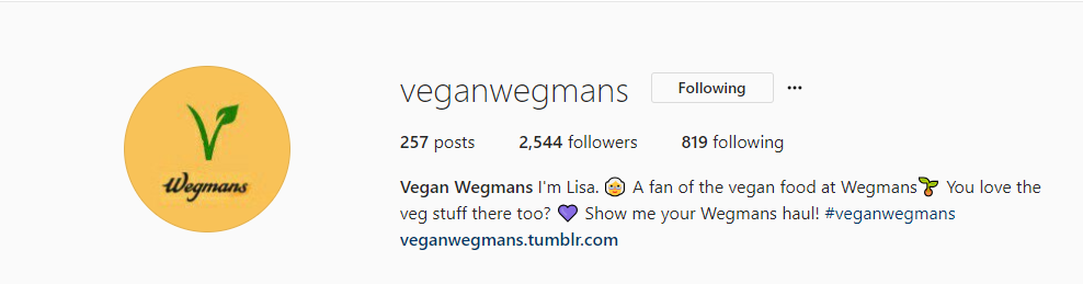 veganwegmans
