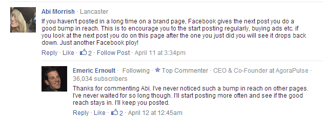 Fraude en Facebook