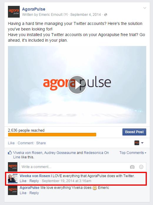 Comentarios en Facebook Ads Usando Dark Posts