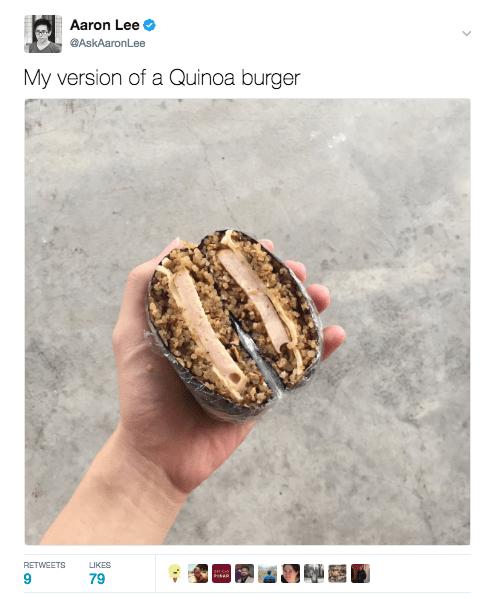 example of branding on Twitter