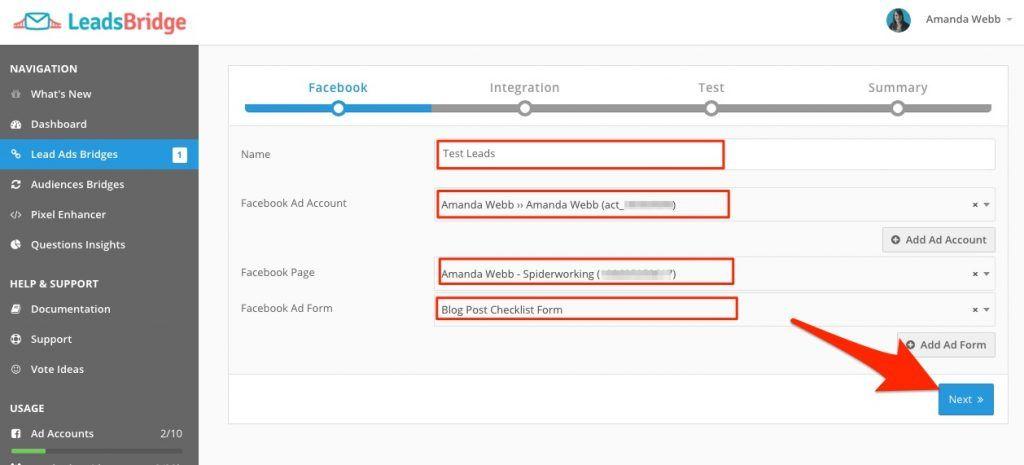 facebook ad tools