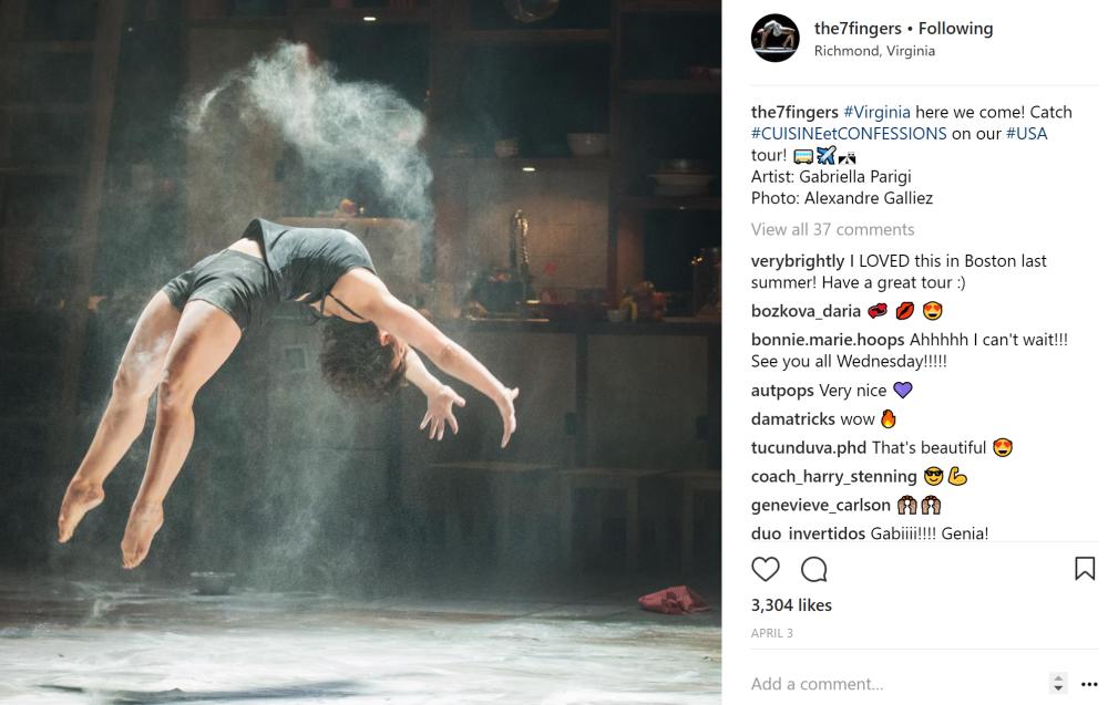dance collective instagram