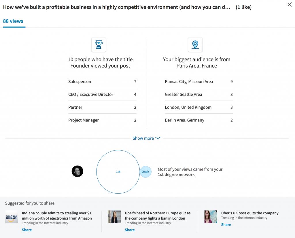 LinkedIn screenshot step 8
