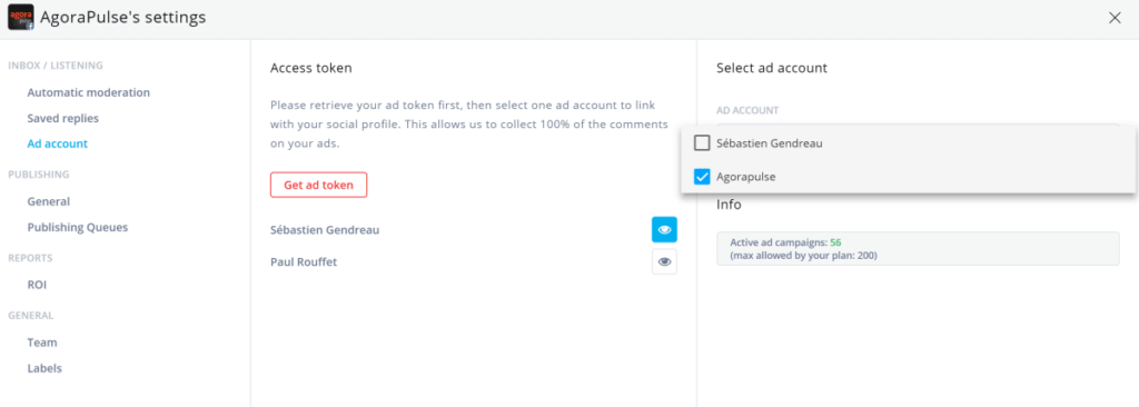 multiple ad account comments-- Manage Comments from Multiple Ad Accounts