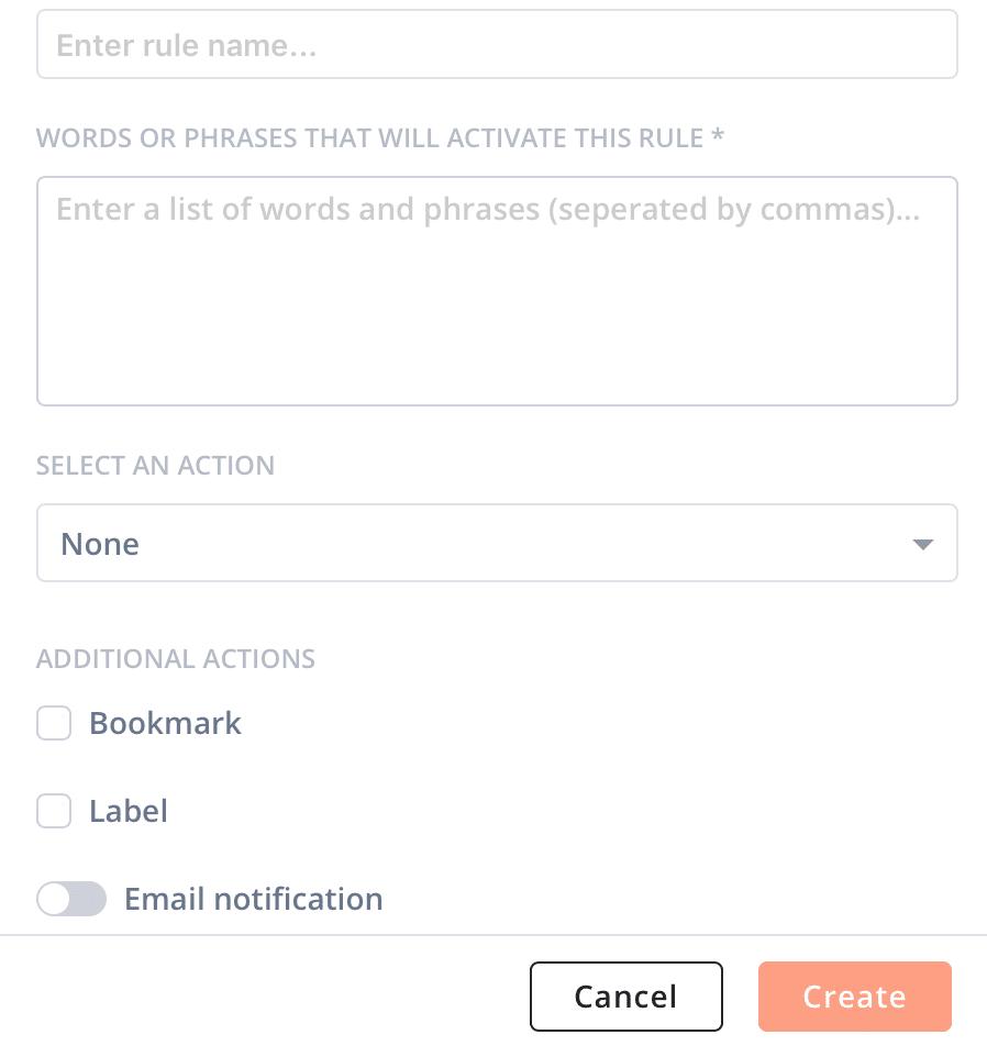 automatic moderation